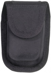 Contour nylon pager holder