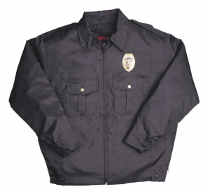 Windbreaker with removable liner