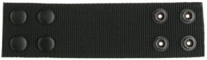 "Nylon 4 snap keeper for 2"" wide belt"