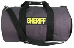 Sherrif barrel bag